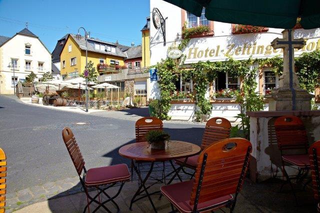 Zeltinger Hof : Hotel zeltinger hof winzerhotels